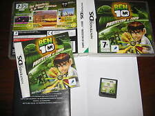 BEN 10 PROTECTOR OF EARTH GAME Nintendo DS