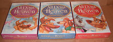 All Dogs Go to Heaven: The Series - Season 1,2,3 Complete Set NEW DVD