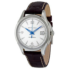 Hamilton Jazzmaster Viewmatic Silver Dial Automatic Mens Watch H32455557