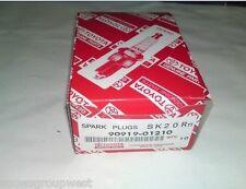 ORIG. TOYOTA Candela Set X4 90919-01210 sk20r11 DENSO NUOVO ORIGINALE IRIDIUM