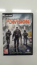 Tom Clancys The Division PC empty box and cover only
