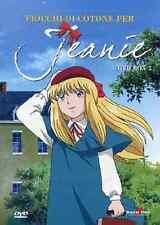 FIOCCHI DI COTONE PER JEANIE SERIE COMPLETA IN 10 DVD - BOX 1-2 - 52 EPISODI