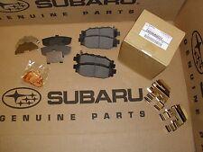 Genuine OEM Subaru Impreza and WRX Rear Brake Pad Set 2007-2011 (26696AG031)