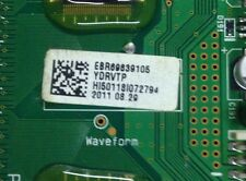 Lg Plasma Tv Board Eax62846502 Rev:  B Ebr69839105 Buffer Board (ref251-261)