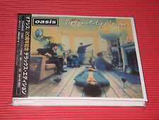 2014 OASIS Definitely Maybe 20th Deluxe Edition JAPAN 3 CD SET WITH BONUS TRACKS