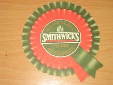SMITHWICK'S EXPORT BEER MAT / COASTER .IRELANDS ALL ROUNDER