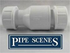 "Overflow Non Return Valve Check Valve One Way Valve 19mm - 23mm 3/4"" Condense"