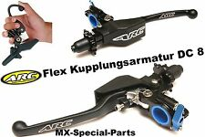ARC Kupplungsarmatur DC 8 COMPOSITE Flexhebel HONDA CRF 450 250 150 CR 85