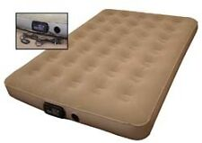 QUEEN SIZE RV TRAILER CAMPER INFLATABLE SOFA AIR BED MATTRESS W REMOTE CONTROL