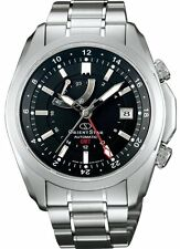 Orient Star DJ00001B SDJ00001B GMT Star Seeker