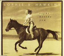 Maxi CD - Sophie B. Hawkins - Right Beside You - #A2188