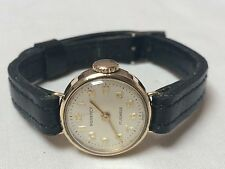 Stunning vintage Ladies solid 9k 9ct gold Regency watch