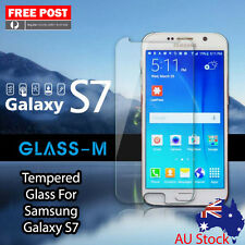 "Brand New Tempered Glass For Samsung Galaxy S7 5.1"" Free Shipping From Melbourne"