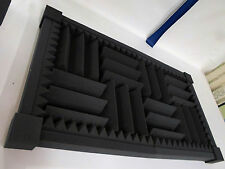 "4"" Thick Studio Acoustic Soundproofing Foam Tiles 32""x 56"""
