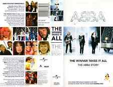 ABBA - The Winner Takes It All*The Abba Story*previously unseen clips ★VHS-Video