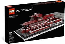 LEGO - Architecture Series - Robie House 21010 - NEW/Sealed