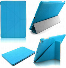 New Apple iPad Case Ultra Slim Origami Stand Smart Stylish Cover for All Models