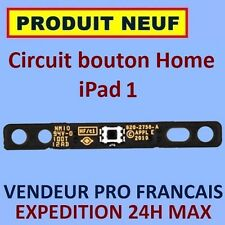 ✖ NAPPE CIRCUIT FLEX BOUTON HOME IPAD 1 3G et 3G/WIFI ✖ NEUF EXPEDITION 24H MAX✖