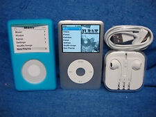 Apple iPod classic 7th Generation Silver 120 GB With Bundle (Refurbished)