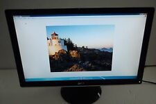 "Dell 24"" ST2410b Wide LCD Monitor VGA HDMI DVI 1920x1080 HD Audio-In/Out X175R"