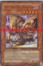 CP03-IT007 GOLDD, SIGNORE-WU DEL MONDO OSCURO - RARA - ITALIANO - EX