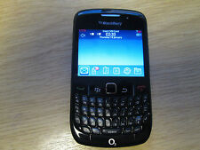 BlackBerry Curve 8520 - Black (O2) Smartphone - USED - (9411)
