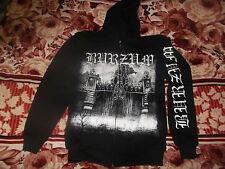 DET SOM ENGANG VAR-HOODED ZIPPED SWEATSHIRT CULT NORVEGIAN BLACK METAL RARE!!!