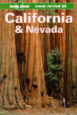 California and Nevada (Lonely Planet Travel Survival Kit), Lyon, James, Keller,