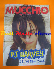 Rivista MUCCHIO SELVAGGIO 418/2000 P.J. Harvey Heather Nova JJ72 Jet.Sons No cd