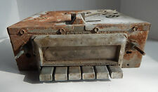 Old Vacuum Tube Car Radio Vintage 1940's-50's? Hudson 1953? Parts / Restoration