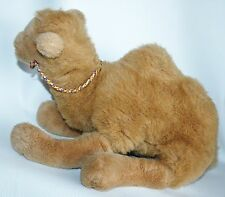 Vintage Camel Mary Meyer's Tender Toy Plush Stuffed Animal Floppy Lovey Hump DaY