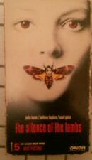 The Silence of the Lambs VHS Video Movie R Color Murder