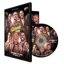 Official ROH Ring of Honor : Reloaded Tour 2016 : Pittsburgh 16/9/16 Event DVD