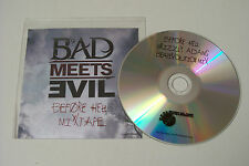 BAD MEETS EVIL - BEFORE HELL MIXTAPE PROMO CD (GRIZZLY ADAMS) Eminem Royce 5´9