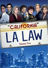 LA LAW SEASON TWO 2 New Sealed 5 DVD Set