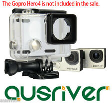 NEW 40M Waterproof Diving Protector Housing Case for GoPro Hero 4/3+ Replacement