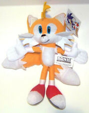"Sonic the Hedgehog Mini Tails Plush 7""-8"" Yellow Plush Doll-New with Tags!"