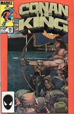 Conan the King #26 (Jan 1985, Marvel) Fine/VF