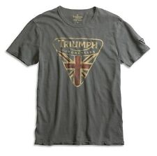 Men's Lucky Brand Tee Shirt TRIUMPH Badge, Size: L