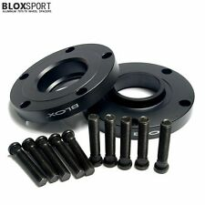 2 10mm Hubcentric 4x100 Wheel Spacers for Honda Civic Del Sol (92-97 CRX (88-91)