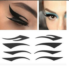 Temporary Rock Eye Tattoo Eyeshadow Stickers Eyeliner Makeup Pop