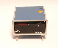 Heimann L 15 D Pyrometer Anzeigegerät 20-250°C 1 Schaltpunkt IR-Temperaturmesser