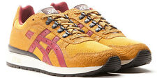 Asics GT II Tan Burgundy 'Workwear Pack' Trainers - 8UK - HL500-7125 - Deadstock