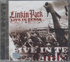 NEW CD / DVD Linkin Park CD NEW Live In Texas BRAND NEW