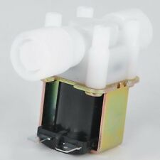 "12V 1/2"" Plastic Electric Solenoid Valve Magnetic DC N/C Water Air Inlet Switch"