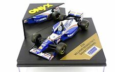 Onyx F1 Williams Renault FW17 David Coulthard  - Référence 236  - 1:43
