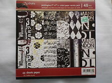 "7gypsies paddington  8"" x 8"" Discontinued Scrapbooks/Cards/Journals/Paper Crafts"
