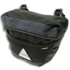 Axiom Adirondack Handlebar Bag Black 401622 Bike Transit Series 305ci 190g NEW