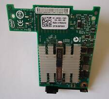 DELL / Intel X520 10GB 2 Port Mezzanine Card for M620 M630 M910  8F6NV