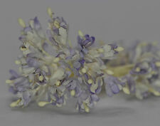 100 LIGHT LILAC GYPSOPHILA on THREAD Mulberry Paper for Flowers crafts cards